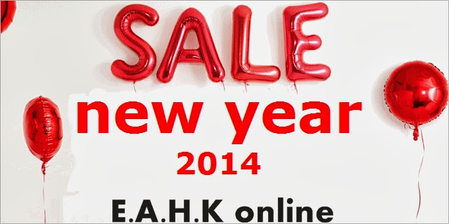 2014 NEW YEAR SALE !!!