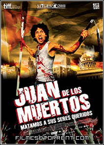Juan dos Mortos Torrent Dual Áudio