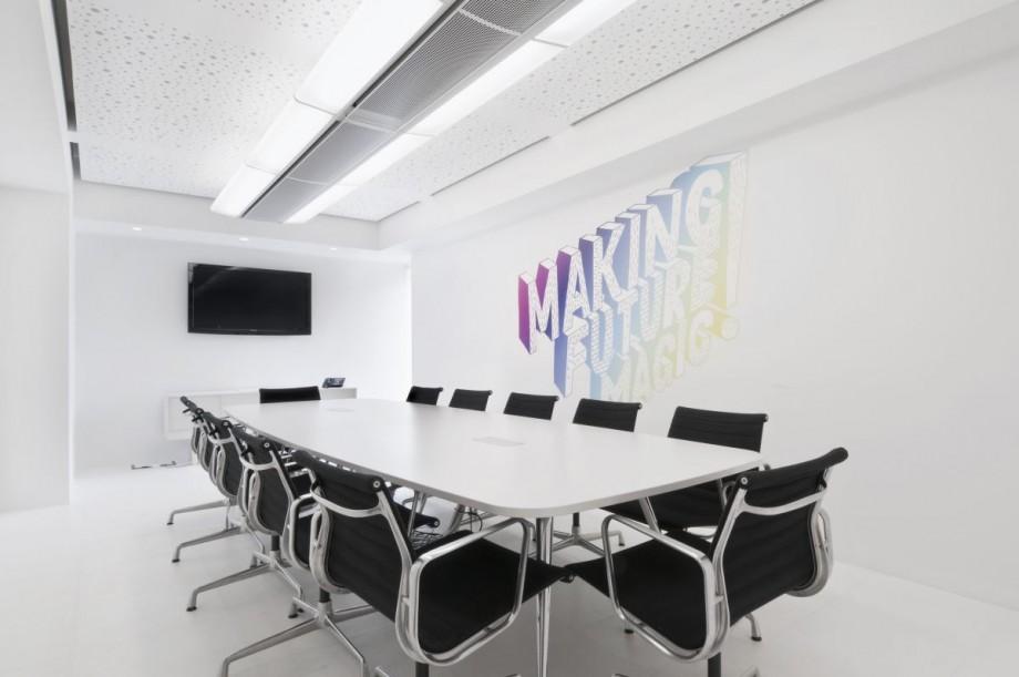 MODERN OFFICE MEETING ROOM INTERIOR DESIGN | Interior design ideas