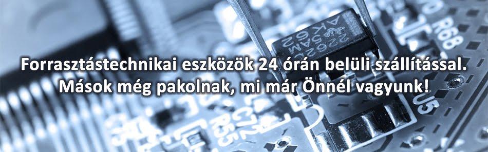 ELG Electronic | Forrasztástechnikai eszközök 24 órán belüli szállítással.