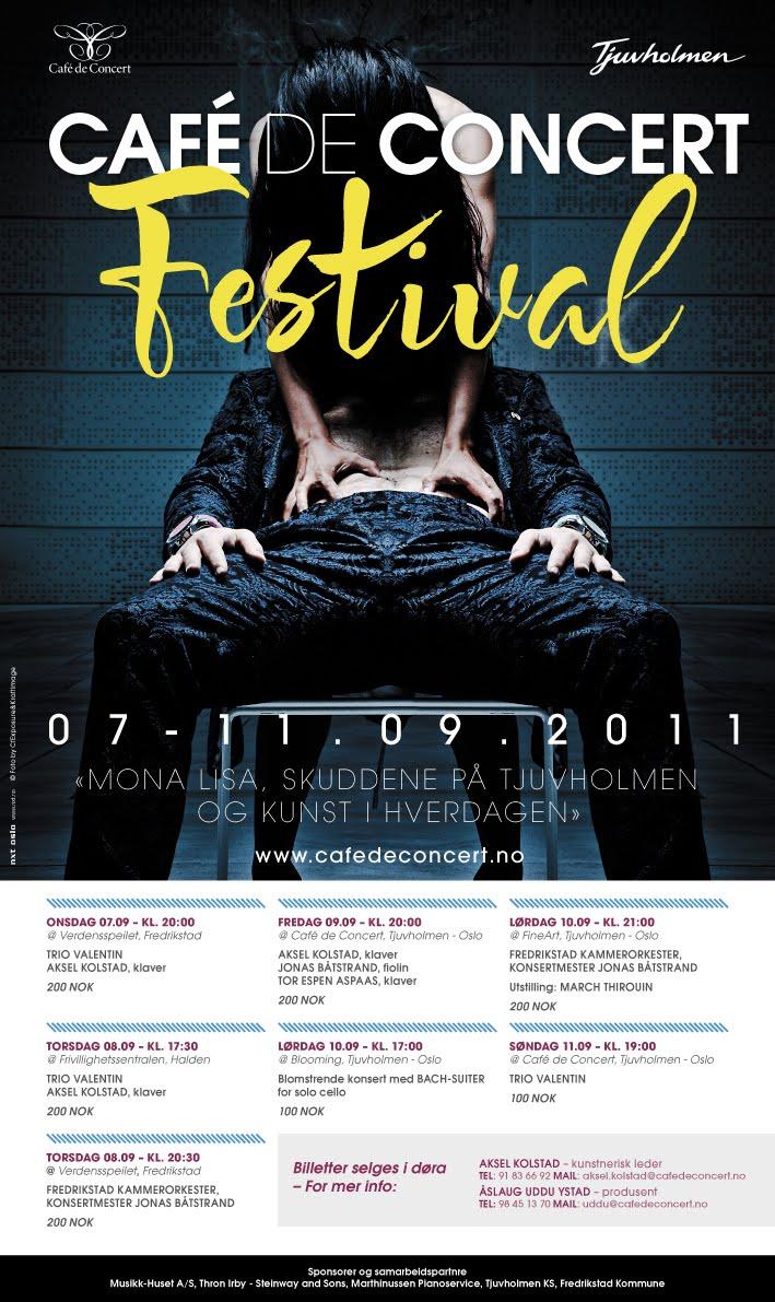 caf de concert caf de concert festival 2011. Black Bedroom Furniture Sets. Home Design Ideas