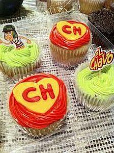 Cupcakes Chavo del Ocho