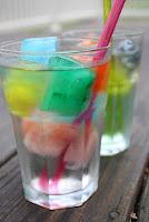 Resep Membuat Es Rainbow Ice Pelangi Segar Spesial