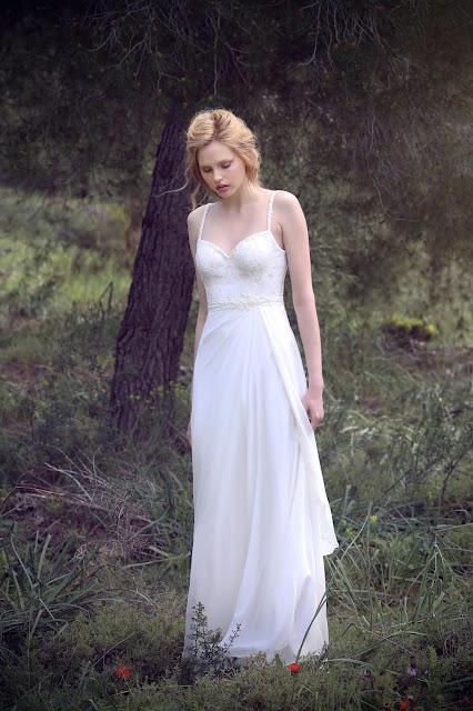 Hermosos vestidos de novias | Colección Tamara