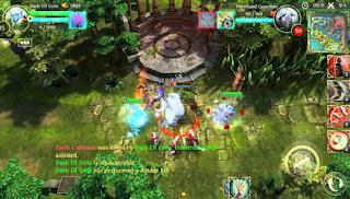 10 Game Mirip Dota Terbaik di Android dan iOS 2016