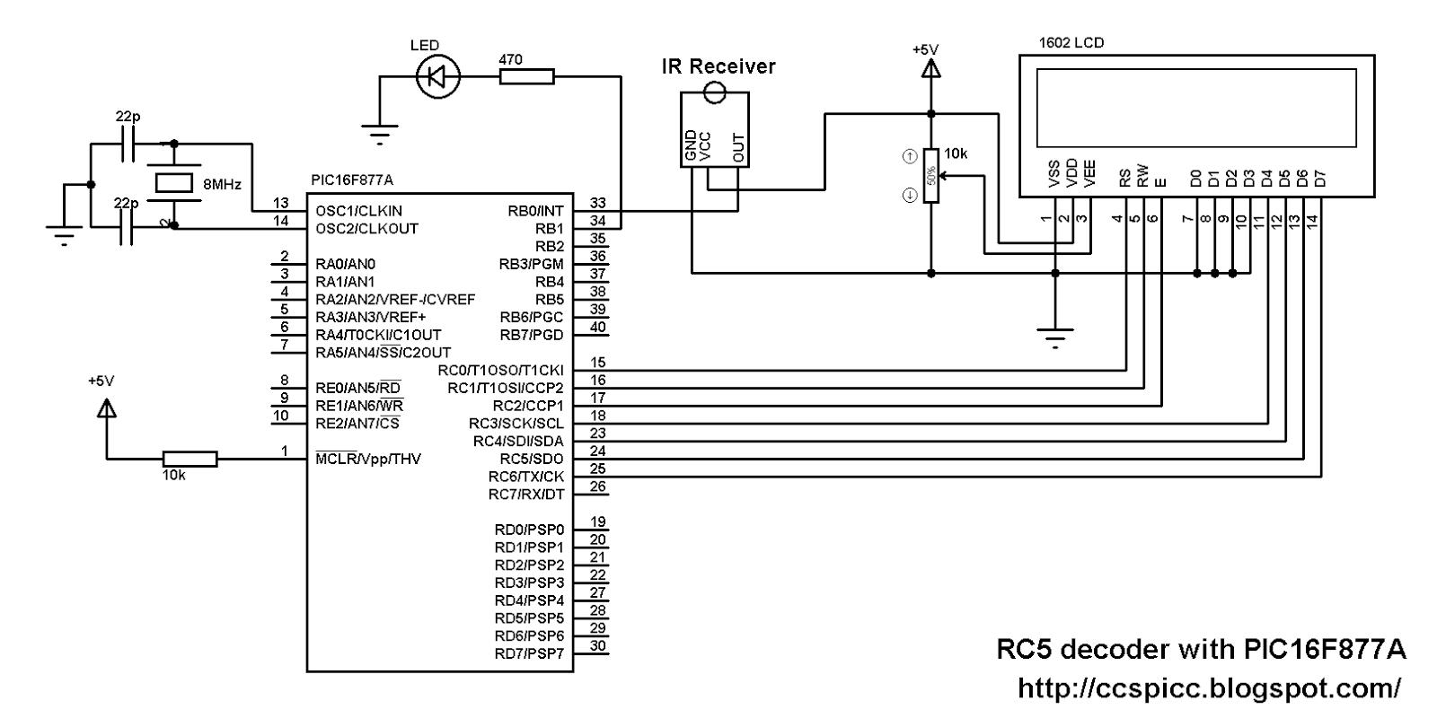 5 bit decoder schematic battery schematic