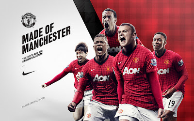 Manchester United 2012/2013