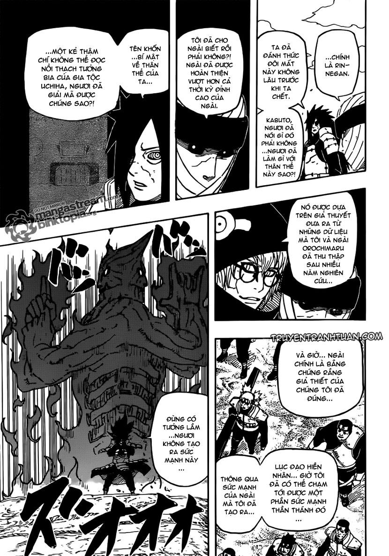 Naruto - Chapter 560 - Pic 16