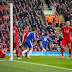 Barclays Premier League: Liverpool 1-2 Chelsea.