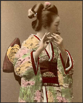 Essay about geishas