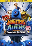 MONSTERS VS ALIENS CLONING AROUND
