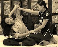 masaje tailandes en Madrid con Xiao Ying