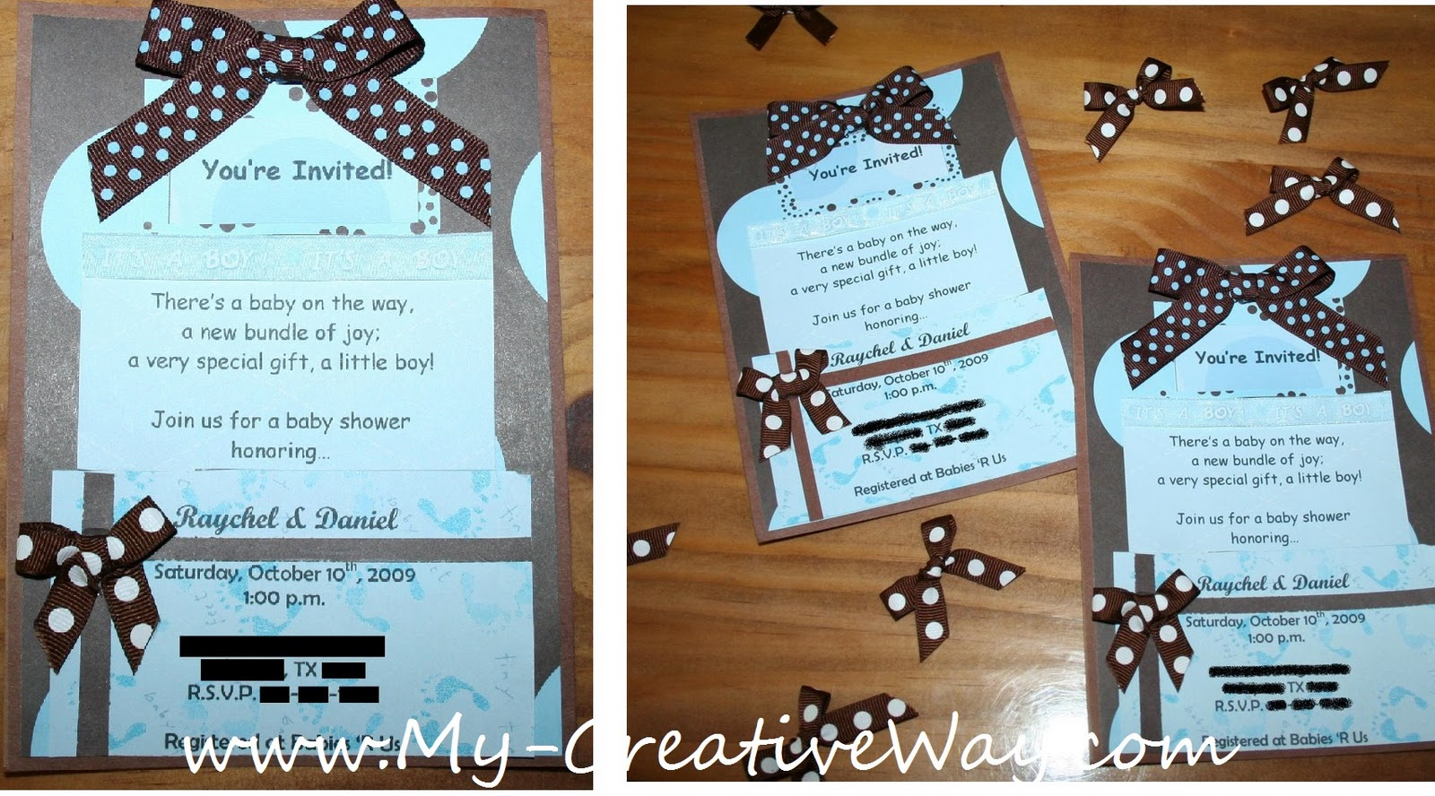 Brown and blue baby shower ideas modern baby boy shower ideas