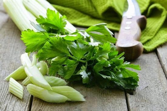 فوائد الجرجير والكرفس لزيادة الخصوبة - خضرة خضار خضروات