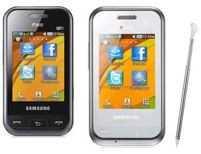 Samsung Champ Duos E2652 dan E2652W