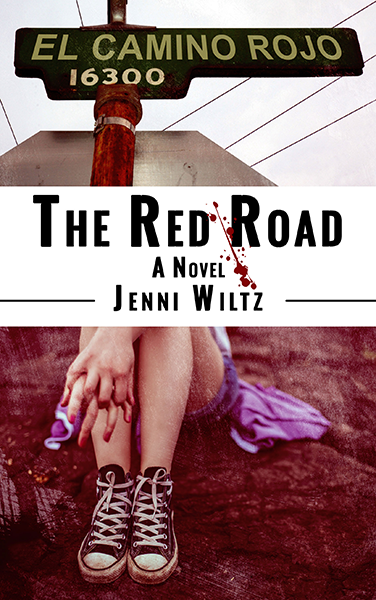 Book Cover: The Red Road by Jenni Wiltz