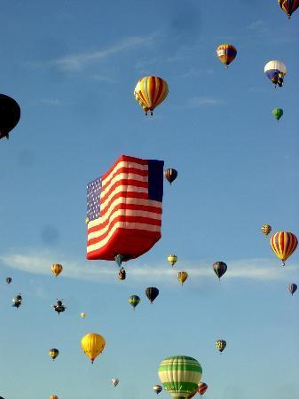 Albuquerque Balloon Festival9