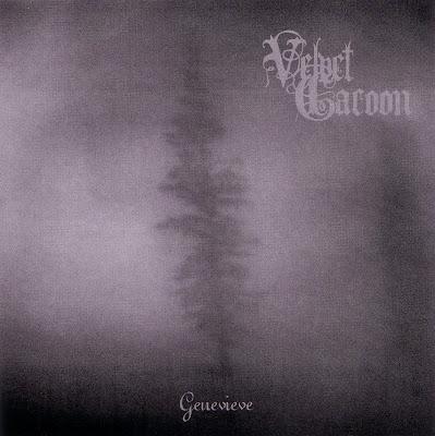 Velvet Cacoon-Genevieve