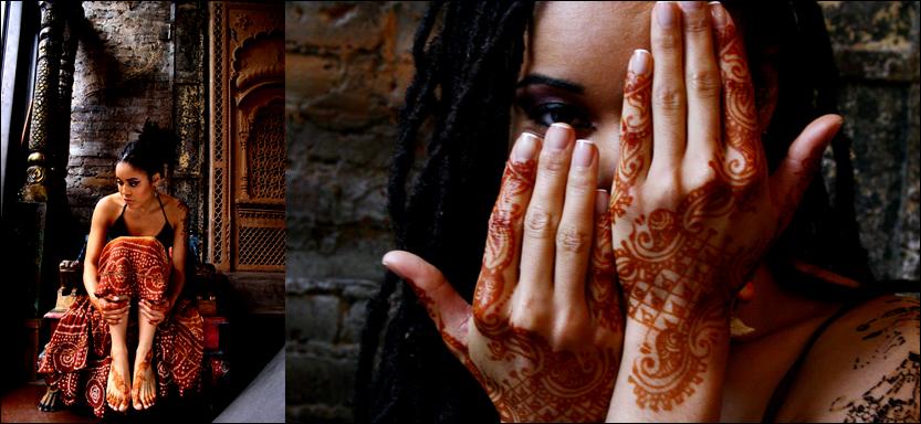 Koleksi Foto Henna Tattoo