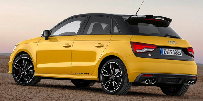 2015 Audi S1 Sportback Price Review Release Date