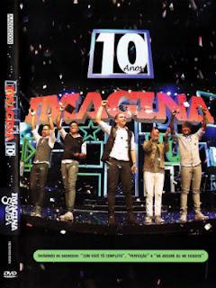 DVD Imaginasamba   10 Anos Ao Vivo DVD R (2013)