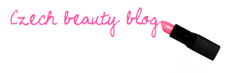 Czech beauty blog ♥