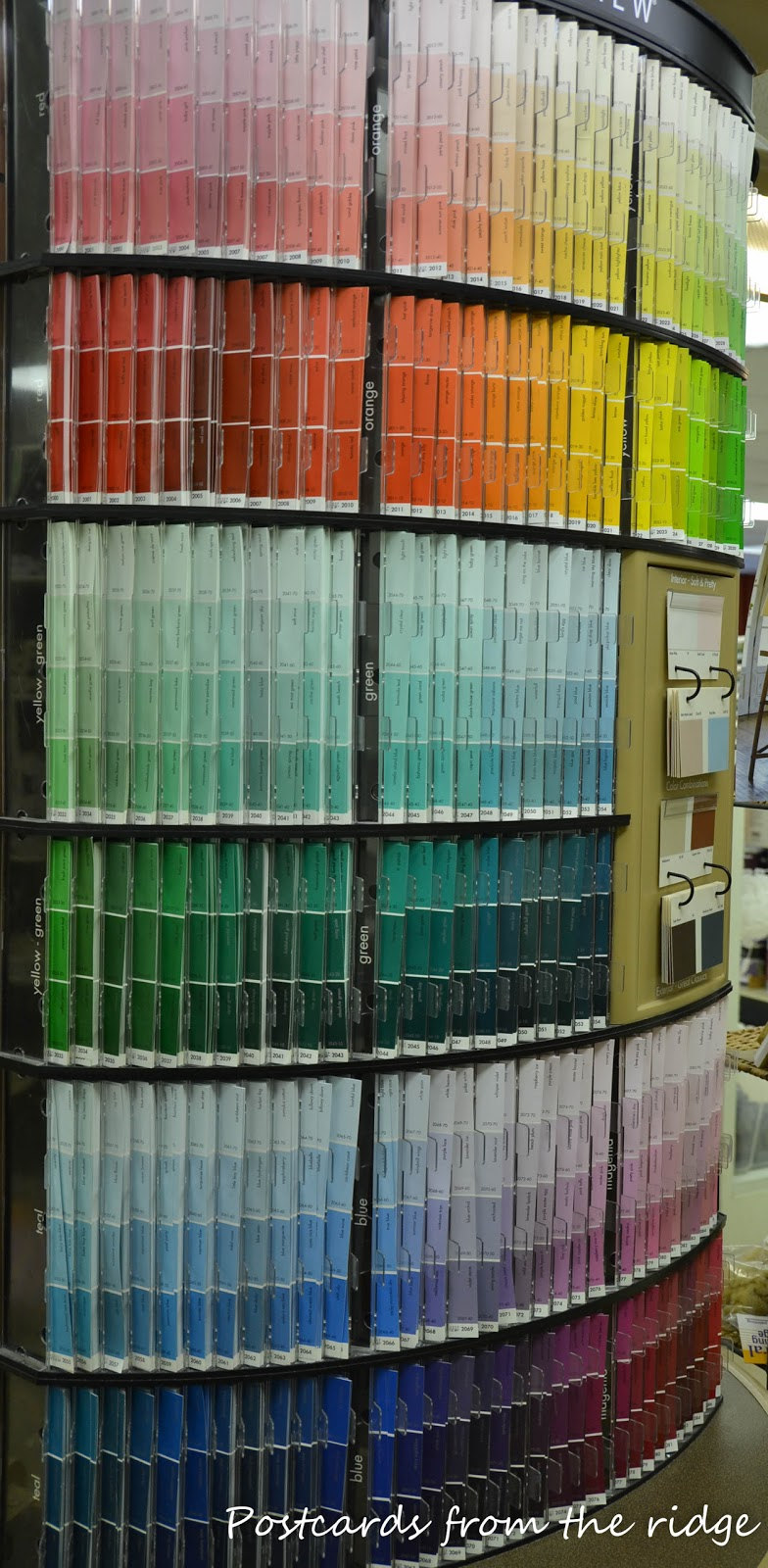 how to choose a paint colorPaint Color Advice How to choose a paint color  Postcards from