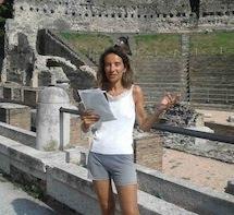 Alessandria Post è lieta di presentare Cristina Saracano