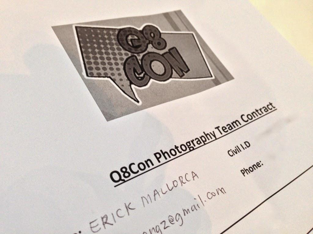 Q8Con Erick Mallorca Photography