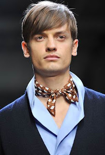 Mens haircut with Fringe - Men Hairstyle Haircut Ideas