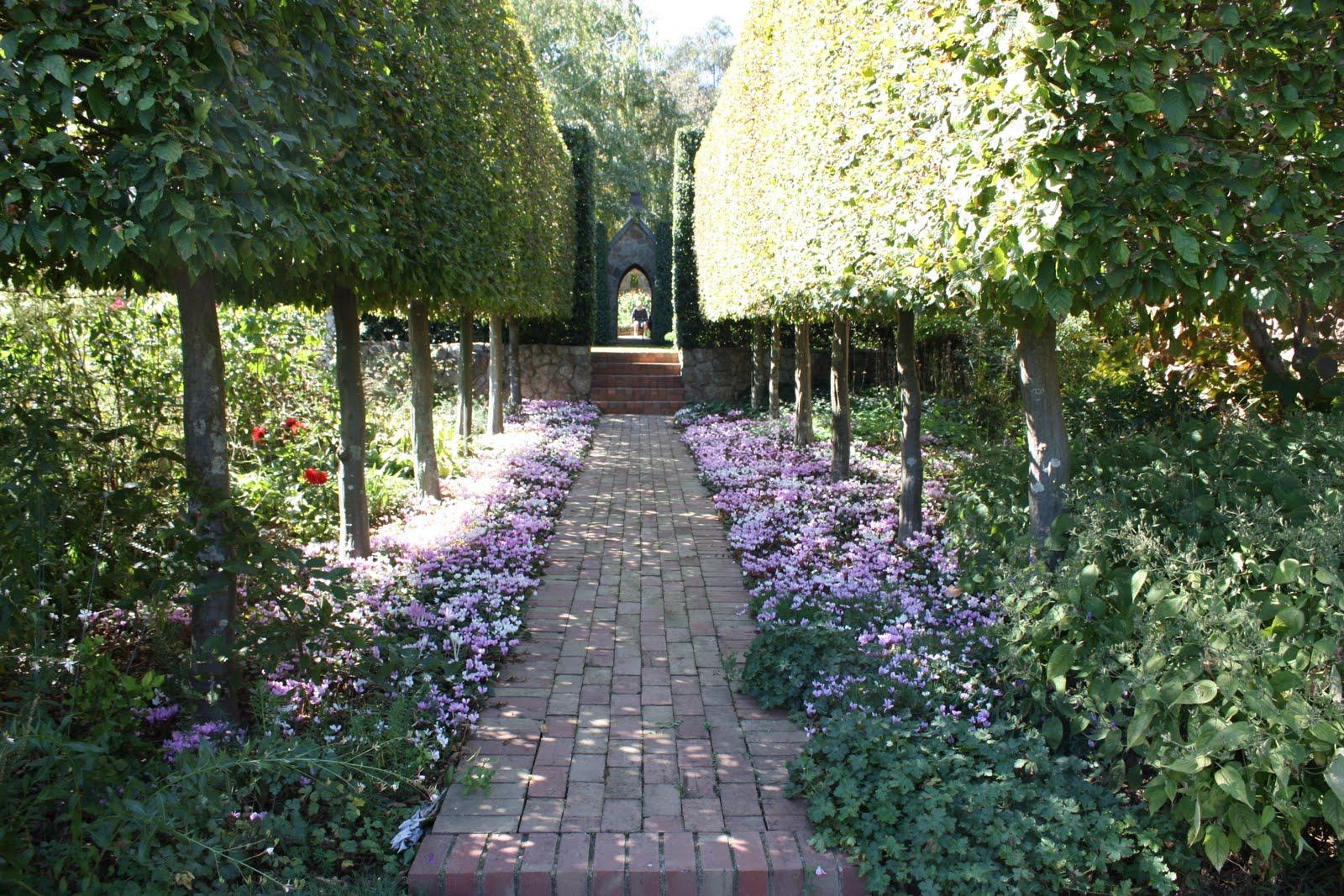 Eden Design A Visit To Sunnymead Inspirational Garden