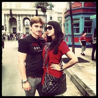 Zain Saidin dan Rozita Che Wan bakal berkahwin tidak lama lagi