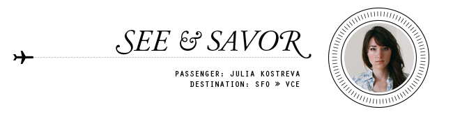See and Savor w/Julia Kostreva