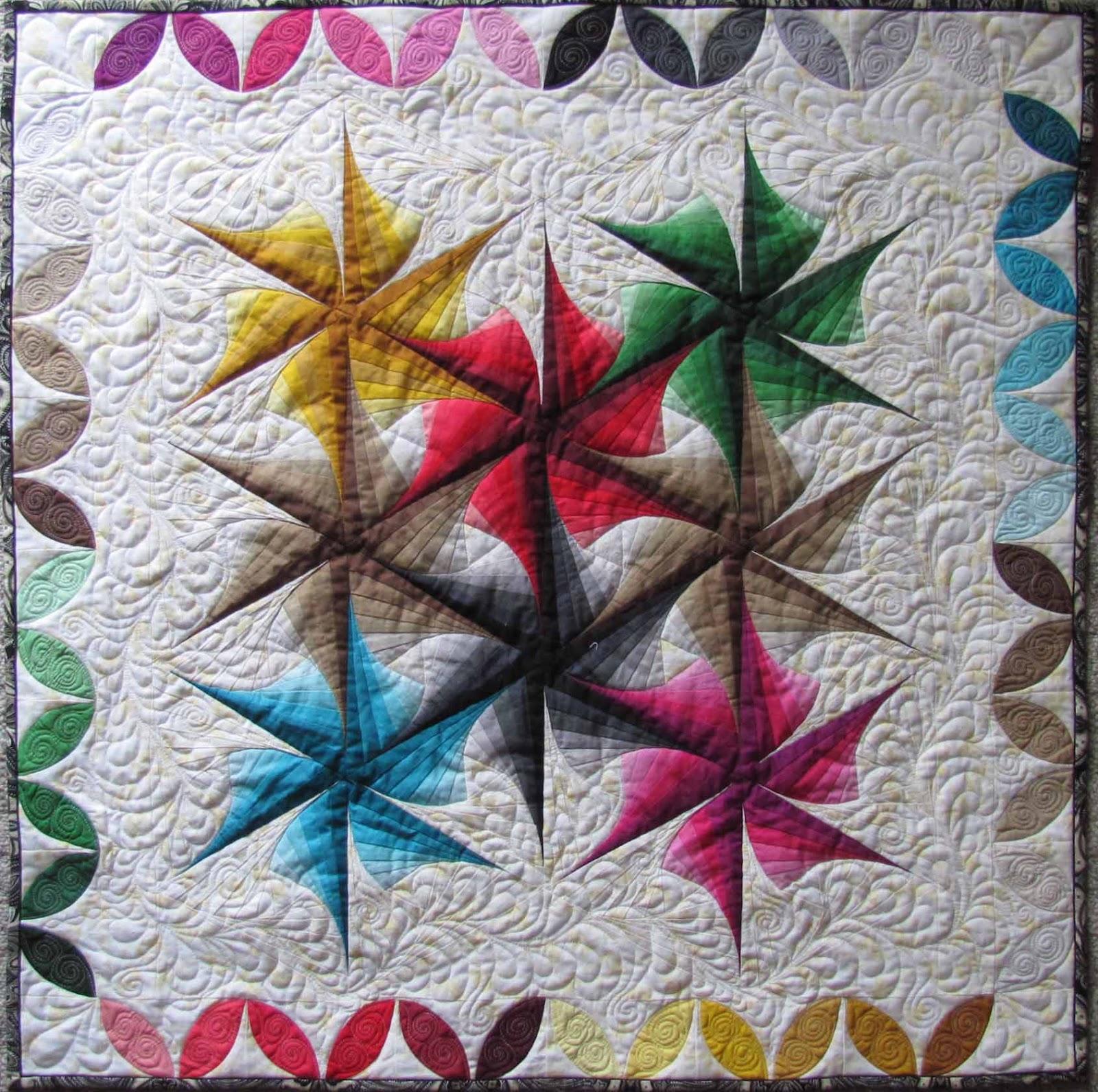 Quilt Pattern Log Cabin Twist : Quilts Patterns, Quilts Inspiration, Twists Quilts, Cabin Triangles, Triangles Twists, Quilts ...