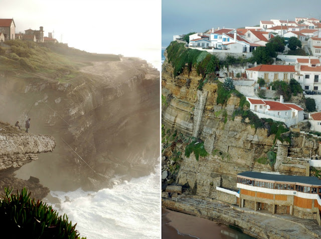 Azenhas do Mar - Sintra by Mundo Flo