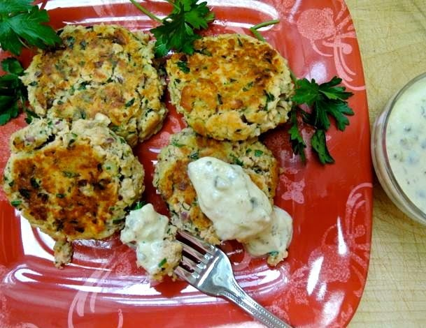 lemon horseradish fish cakes recipes dishmaps lemon horseradish fish ...