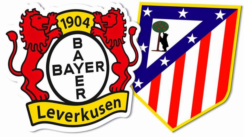 Bayern Leverkusen-Atlético de Madrid