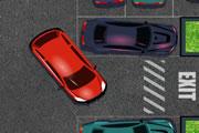 Hırsız Otoparktan Araba Çalma Oyunu