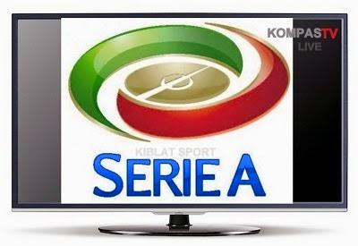Jadwal & Siaran Langsung Serie A Liga Italia 2014-2015