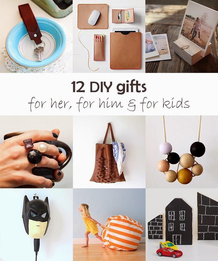 DIY Monday # Gifts