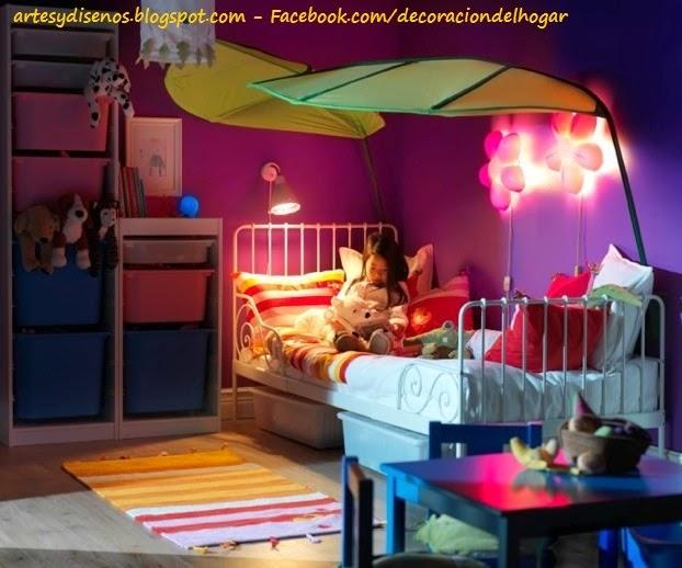 LAMPARAS PARA DORMITORIOS INFANTILES by artesydisenos.blogspot.com