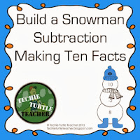 http://www.teacherspayteachers.com/Product/Build-a-Snowman-Subtraction-Facts-Making-Ten-1015430