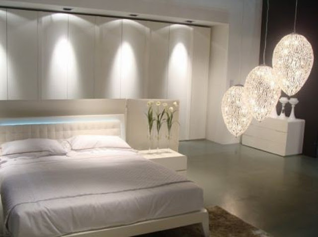 Cool Bedroom Lighting