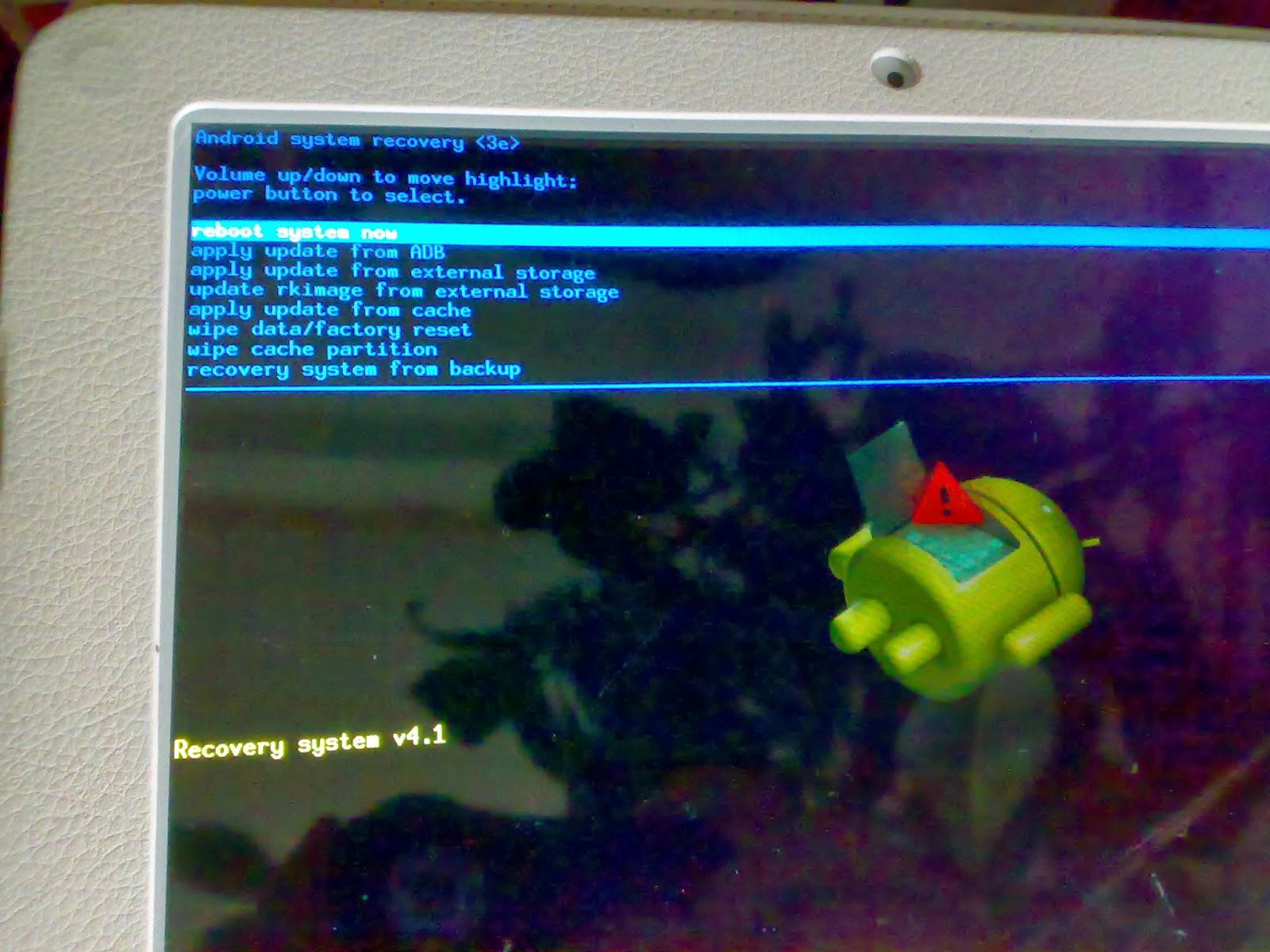 Как сделать reboot на Android - Мобильные операционные системы 13