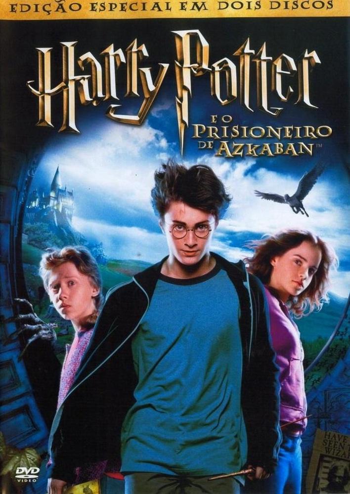 Harry Potter e o Prisioneiro de Azkaban – Dublado (2004)
