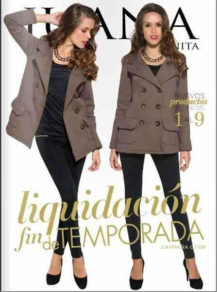 catalogo liquidacion juana bonita c-7-8 2014