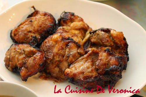 La Cuisine De Veronica,V女廚房,Airfryer Recipe,氣炸鍋食譜,氣炸雞扒