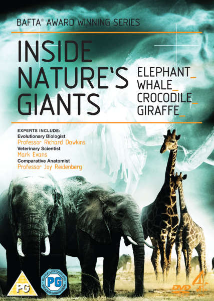 Inside Nature's Giants Belgesel Serisi