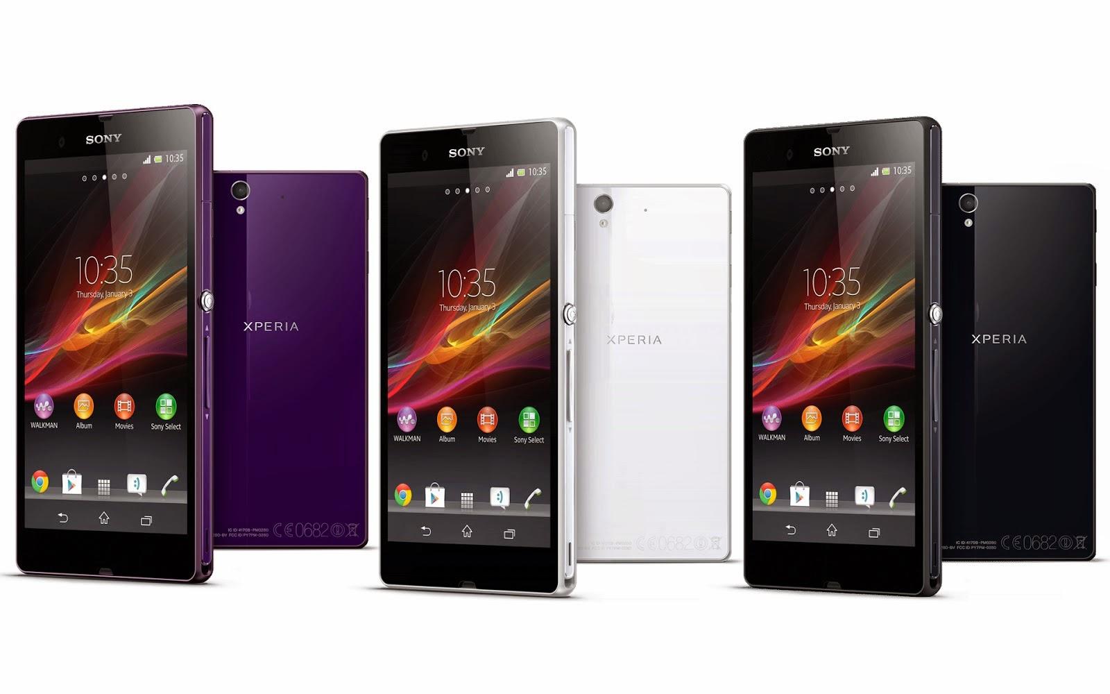 Harga Sony Xperia C dan Spesifikasi Lengkap