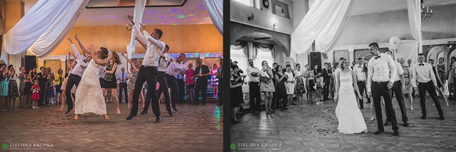 pierwszy taniec Oświęcim